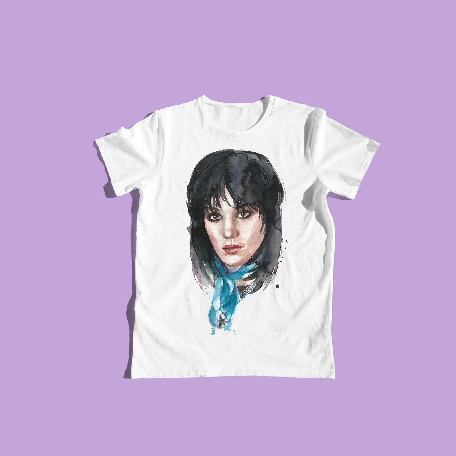 Joan Jett graphic tee