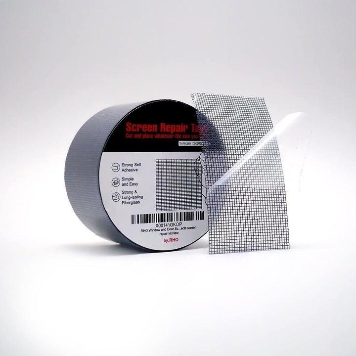 The window screen repair tape