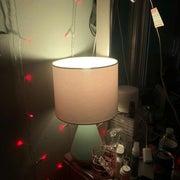 The light set to white
