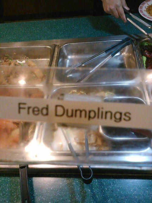 buffett item reading fred dumplings