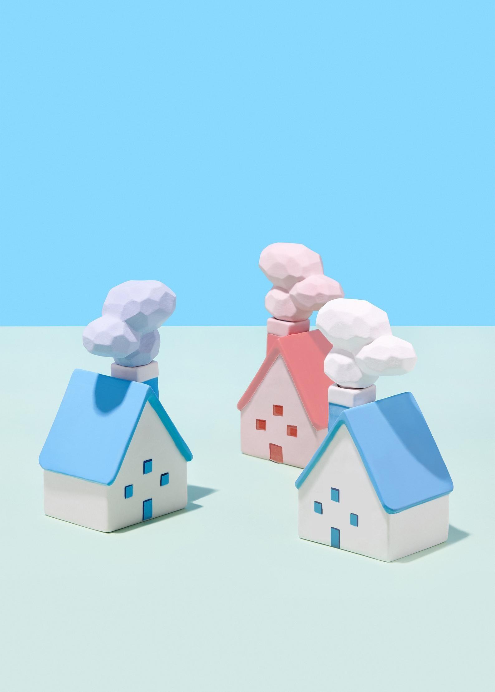 Mini house diffusers
