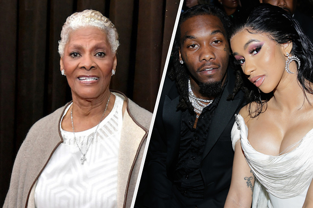 Dionne Warwick Just Discovered Who Cardi B And Offset Are And I'm Howling At Her Tweets About It - BuzzFeed