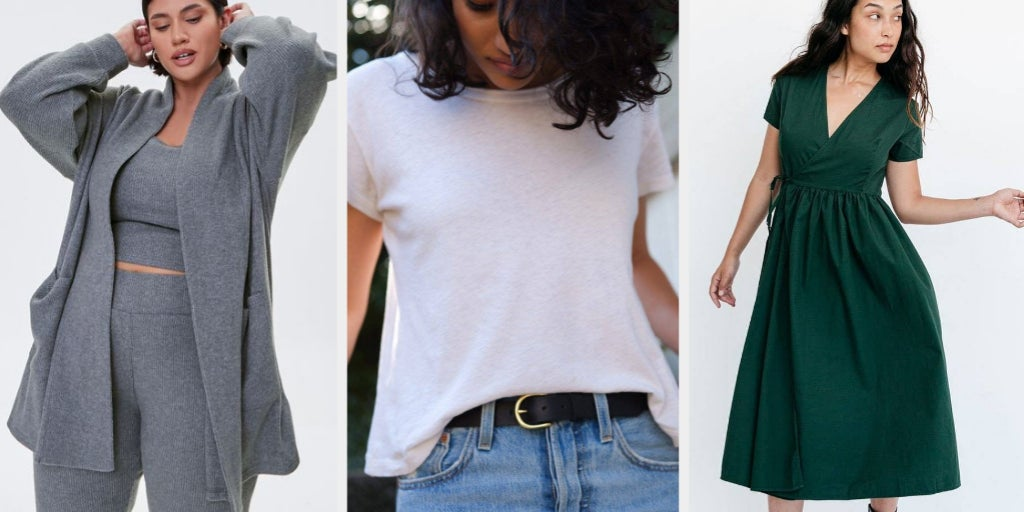 Image of article '32 Wardrobe Staples That Are Both Practical *And* Attractive'