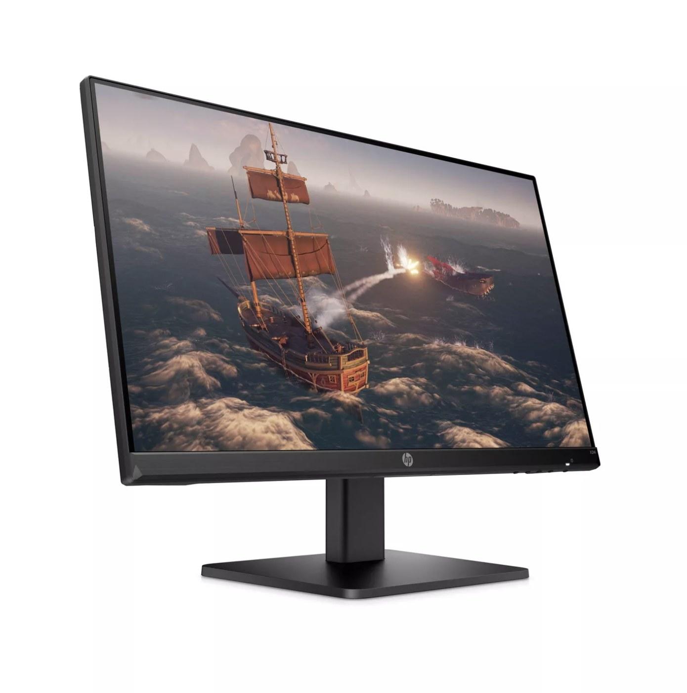 The gaming monitor