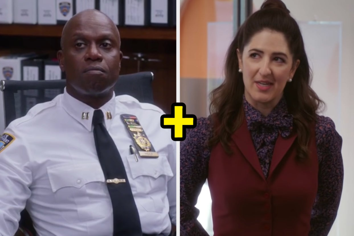 "Everyone Is 50% A Character From ""The Good Place"" And 50% A Character From ""Brooklyn..."