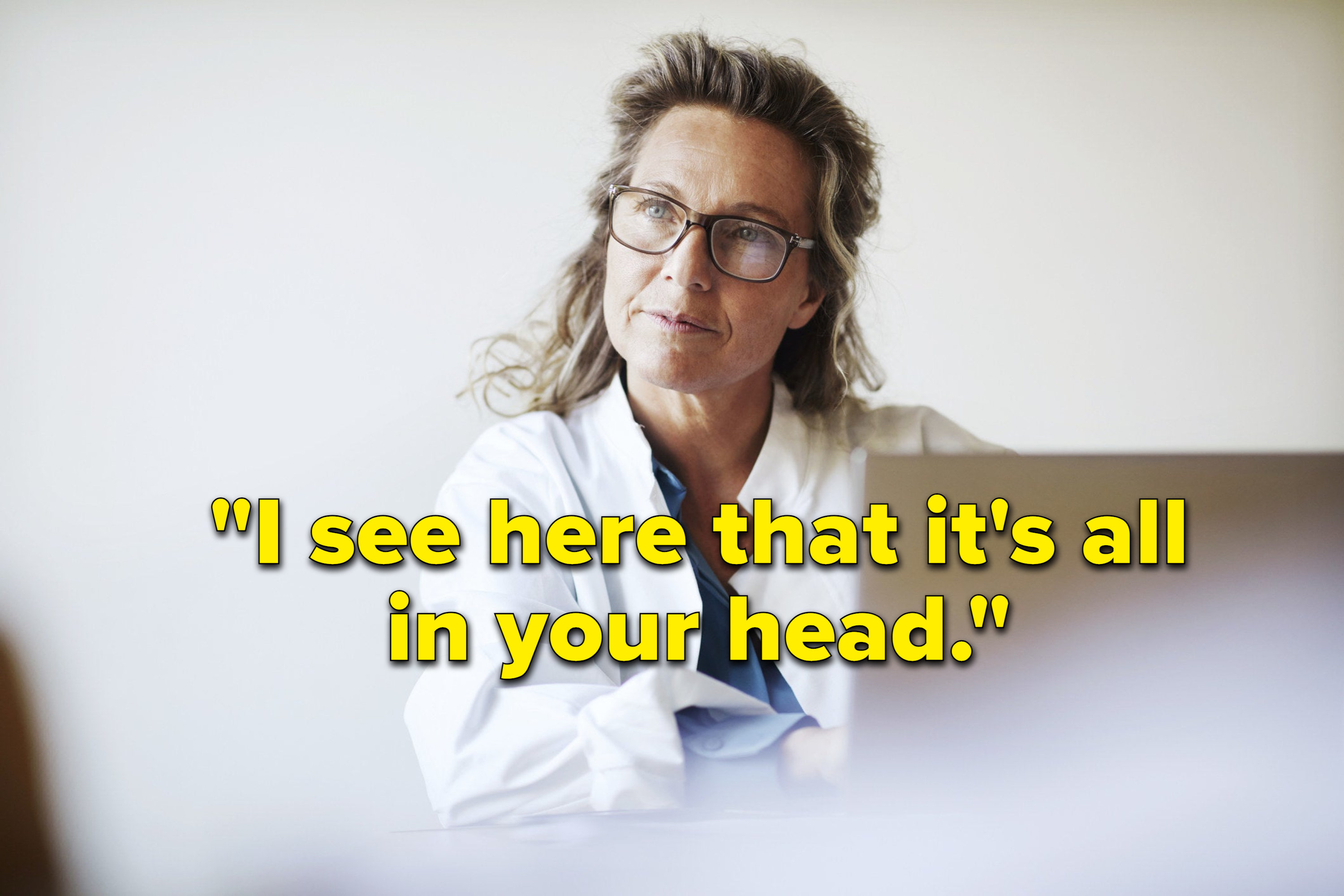 An image of a doctor.