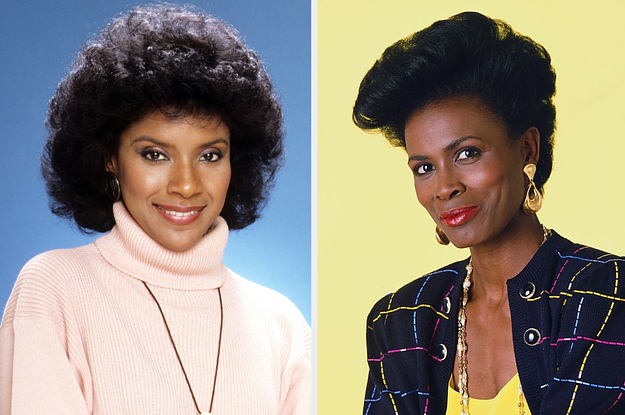 I Bet You Can't Identify 12/16 Of These Iconic Black TV Moms