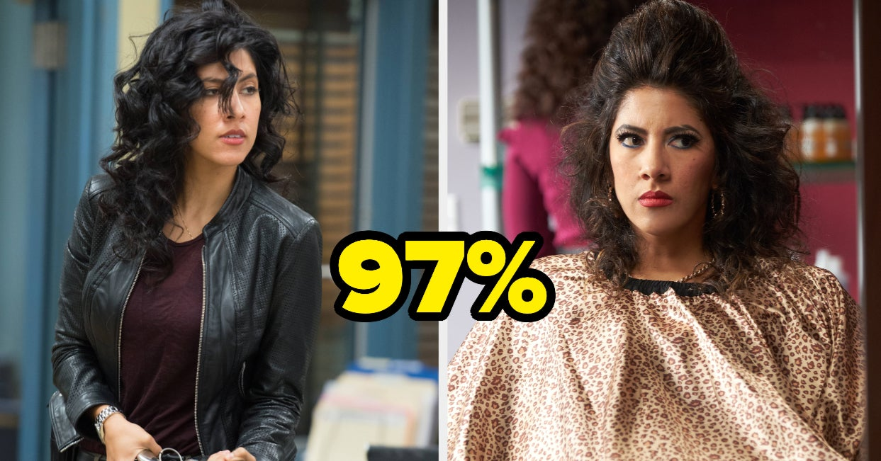 It's Time To Find Out Once And For All What Percent Rosa Diaz You Are