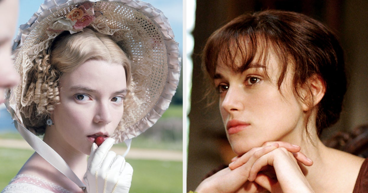 These Seven Questions Will Determine Which Literary Heroine Best Matches Your Personality