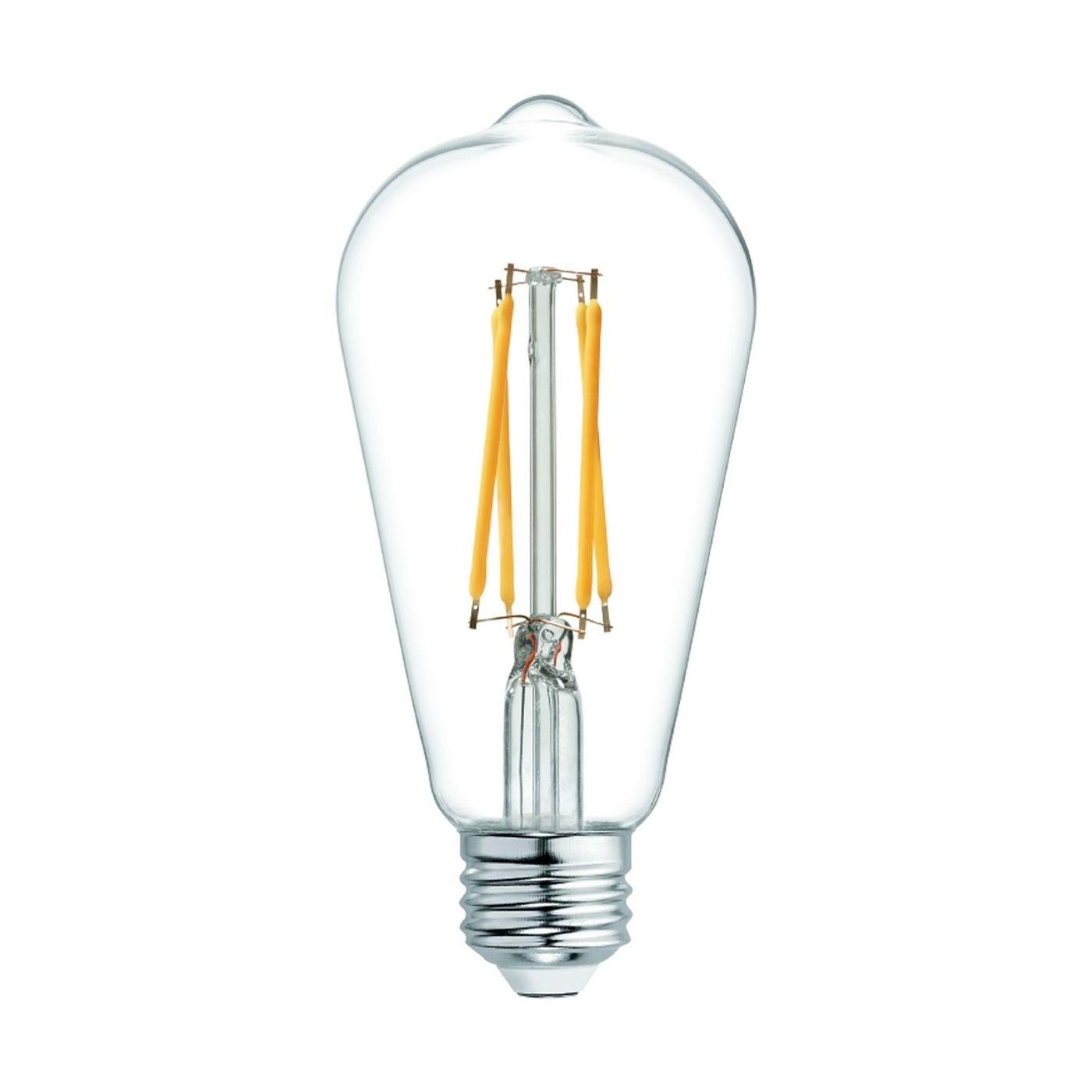 The Edison bulb