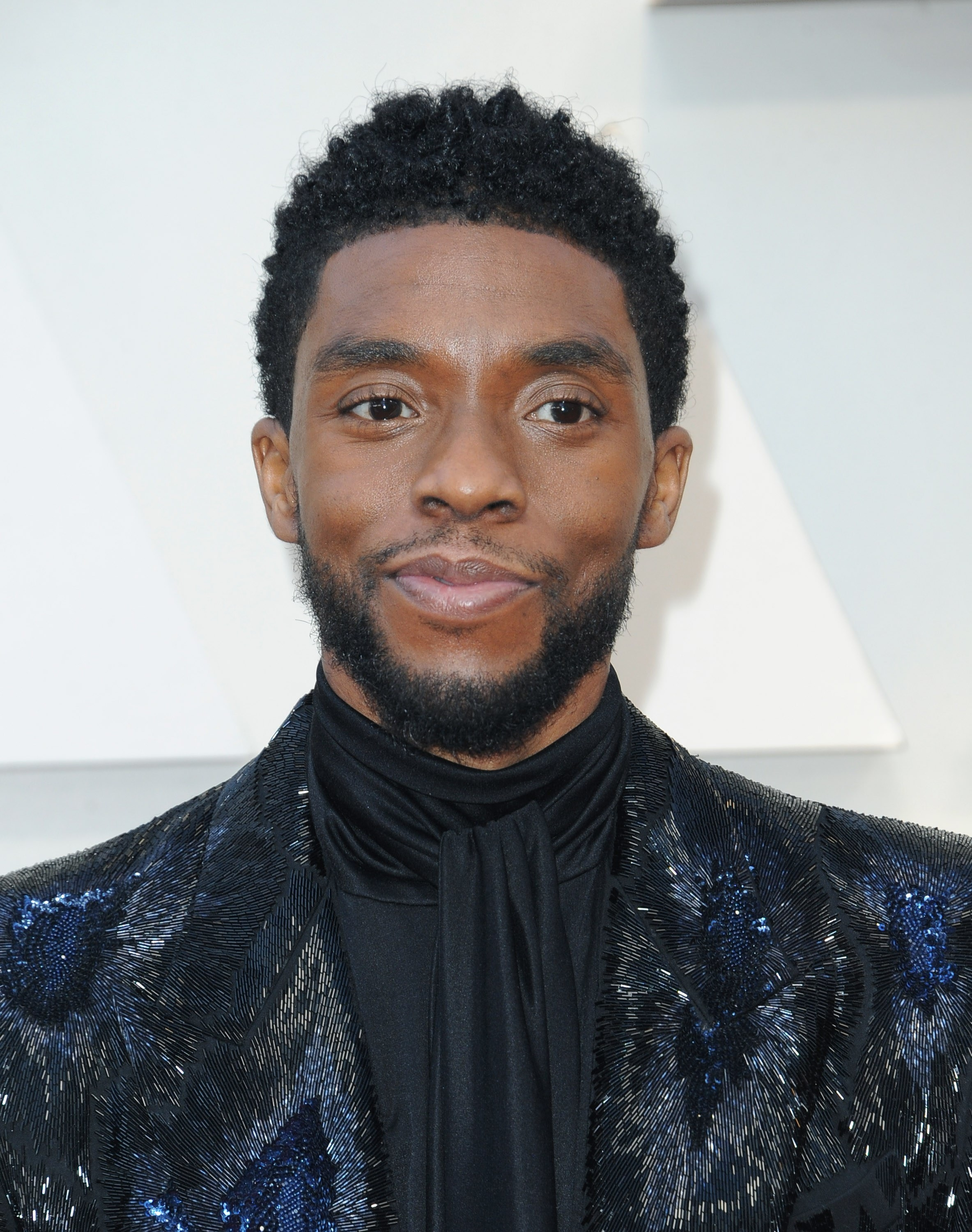 Chadwick Boseman at arrivals for the 91st Academy Awards