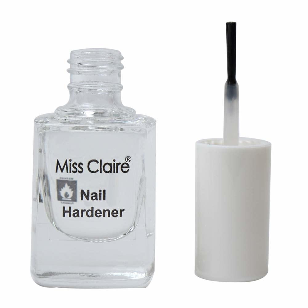 Nail hardening polish