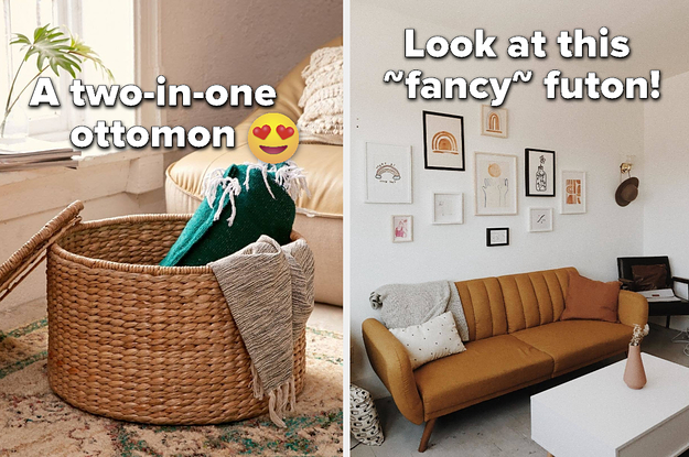 28 Gorgeous Pieces Of Furniture That Are Perfect For Small Spaces