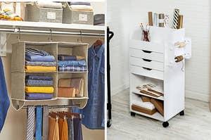 organization products