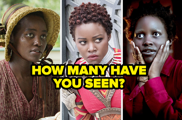 Lupita Nyong'o Has Been In These 12 Movies — How Many Have You Seen?