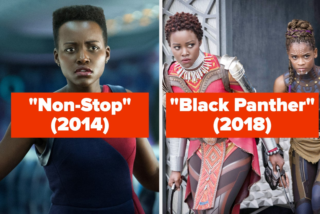 Lupita Nyong'o Has Been In These 12 Movies How Many Have You Seen?