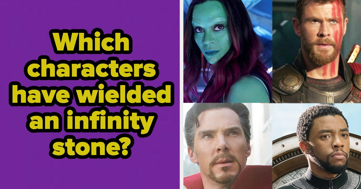 Even The Biggest Marvel Fan Can't Click On The Correct Characters In This Quiz