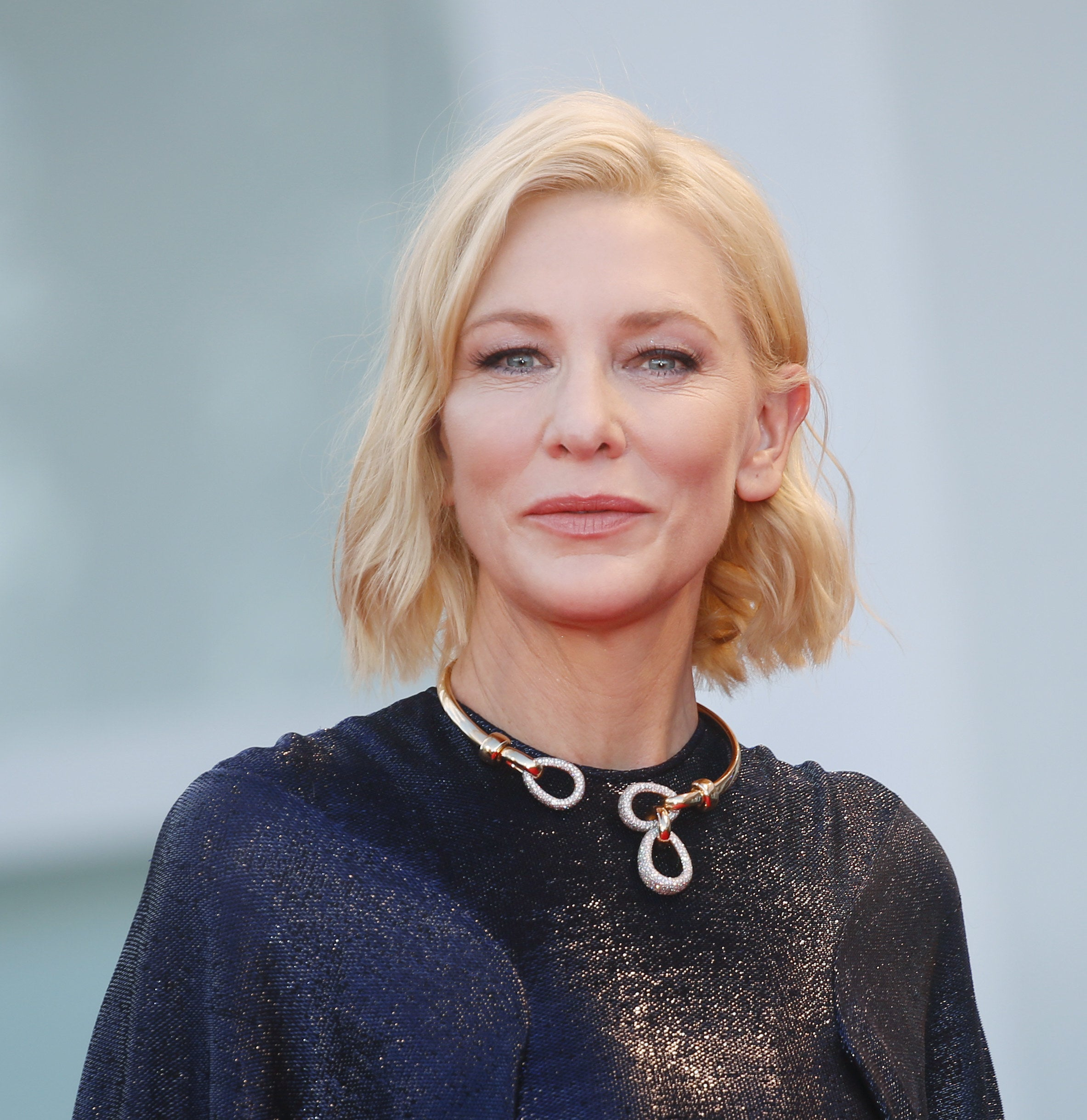 Cate Blanchett on a red carpet