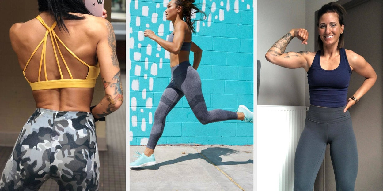 40 Pieces Of Fitness Clothing You'll Probably Want For Your Next Workout | NewsBurrow thumbnail