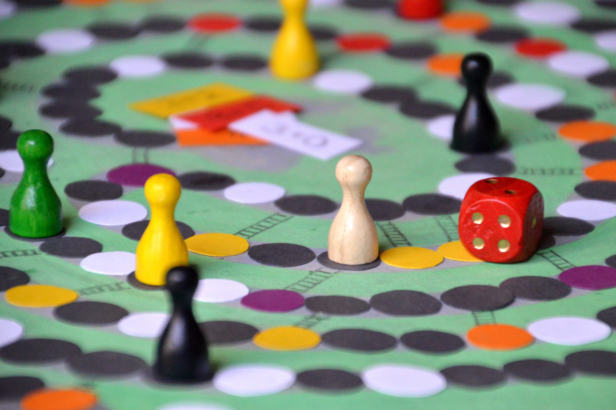 A board game.