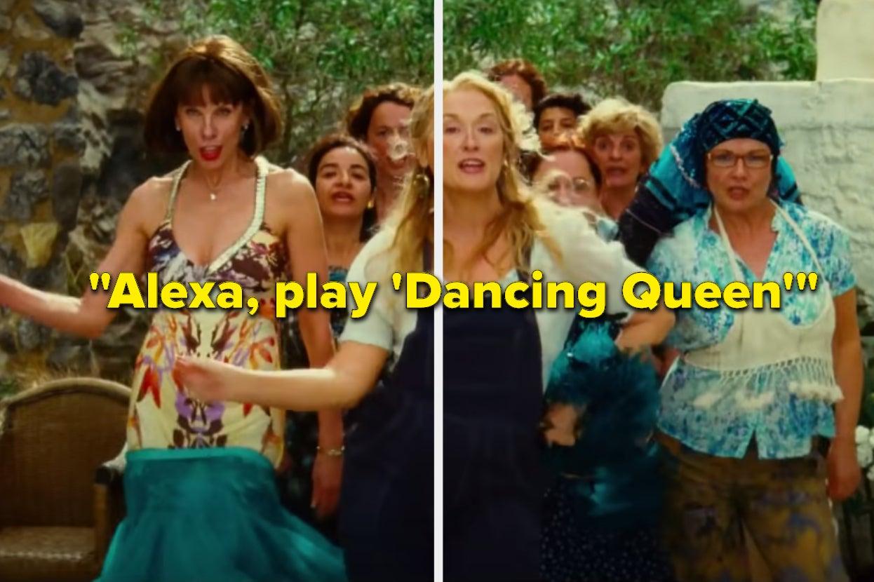 """25 """"Mamma Mia"""" Tumblr Posts That Showcase The Fabulous Tone Of The Movie"""