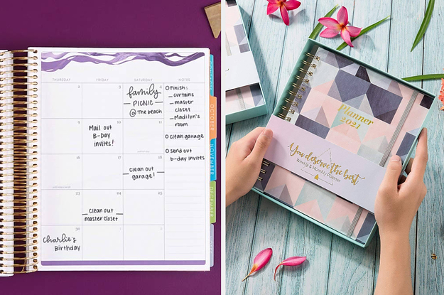 Image of article '24 Best Planners To Help You Get Your Life Together In 2021'