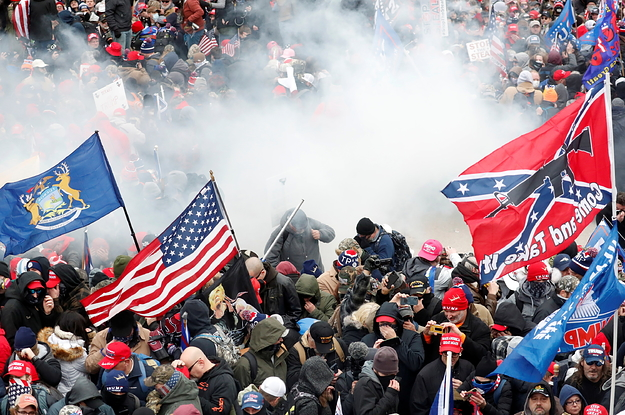 Far-Right Extremists Around The World Are Drawing Inspiration From The Insurrection On Capitol Hill BuzzFeed » World RSS Feed BUZZFEED » WORLD RSS FEED : PHOTO / CONTENTS  FROM  BUZZFEED.COM #NEWS #EDUCRATSWEB
