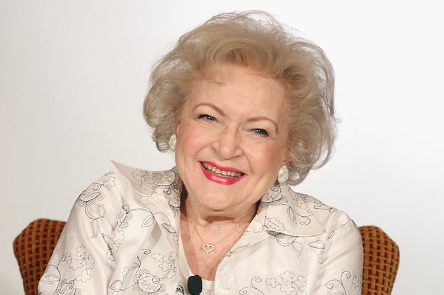 Betty White Revealed Her Secret To A Long Life, And I'm Taking Notes