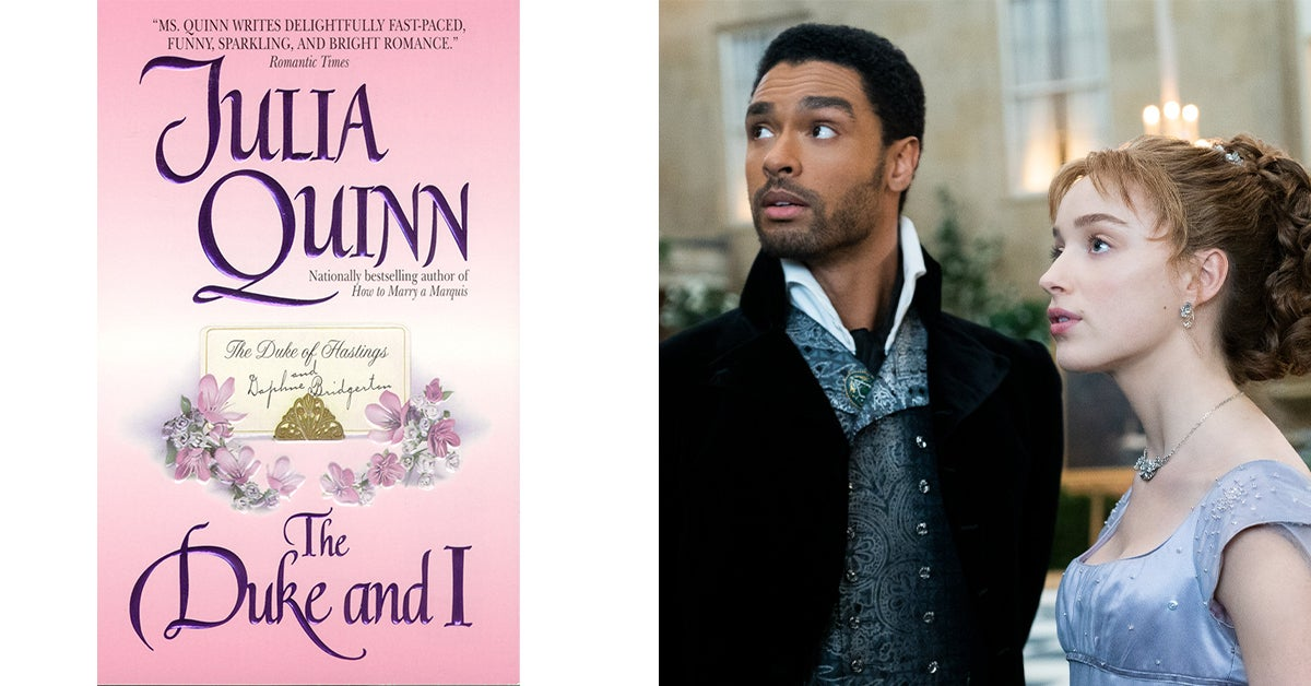 """Here Are All The """"Bridgerton"""" Books You Need To Read After Binge-Watching The Series"""