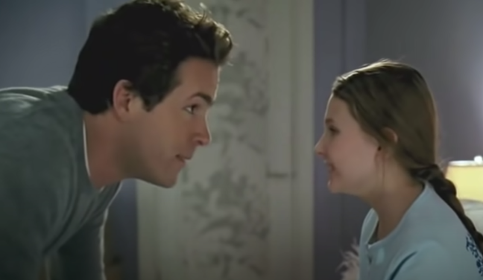 "Will with his daughter Maya in ""Definitely, Maybe"""