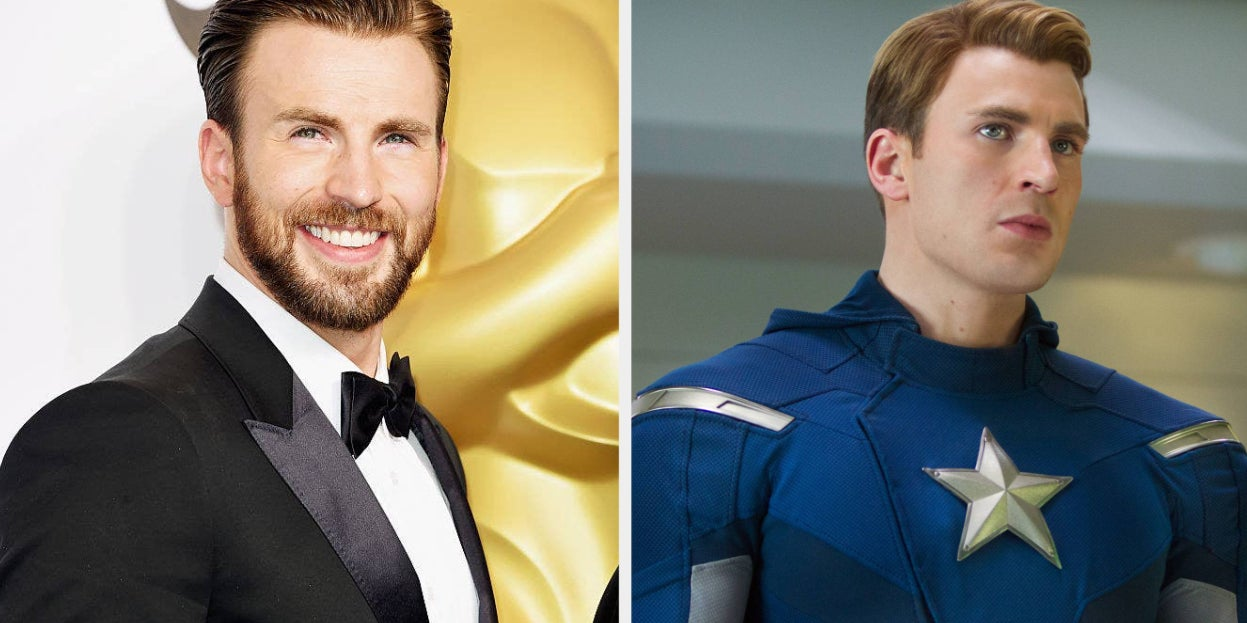 Image of article 'Chris Evans Denied Reports That He's Returning To The MCU'