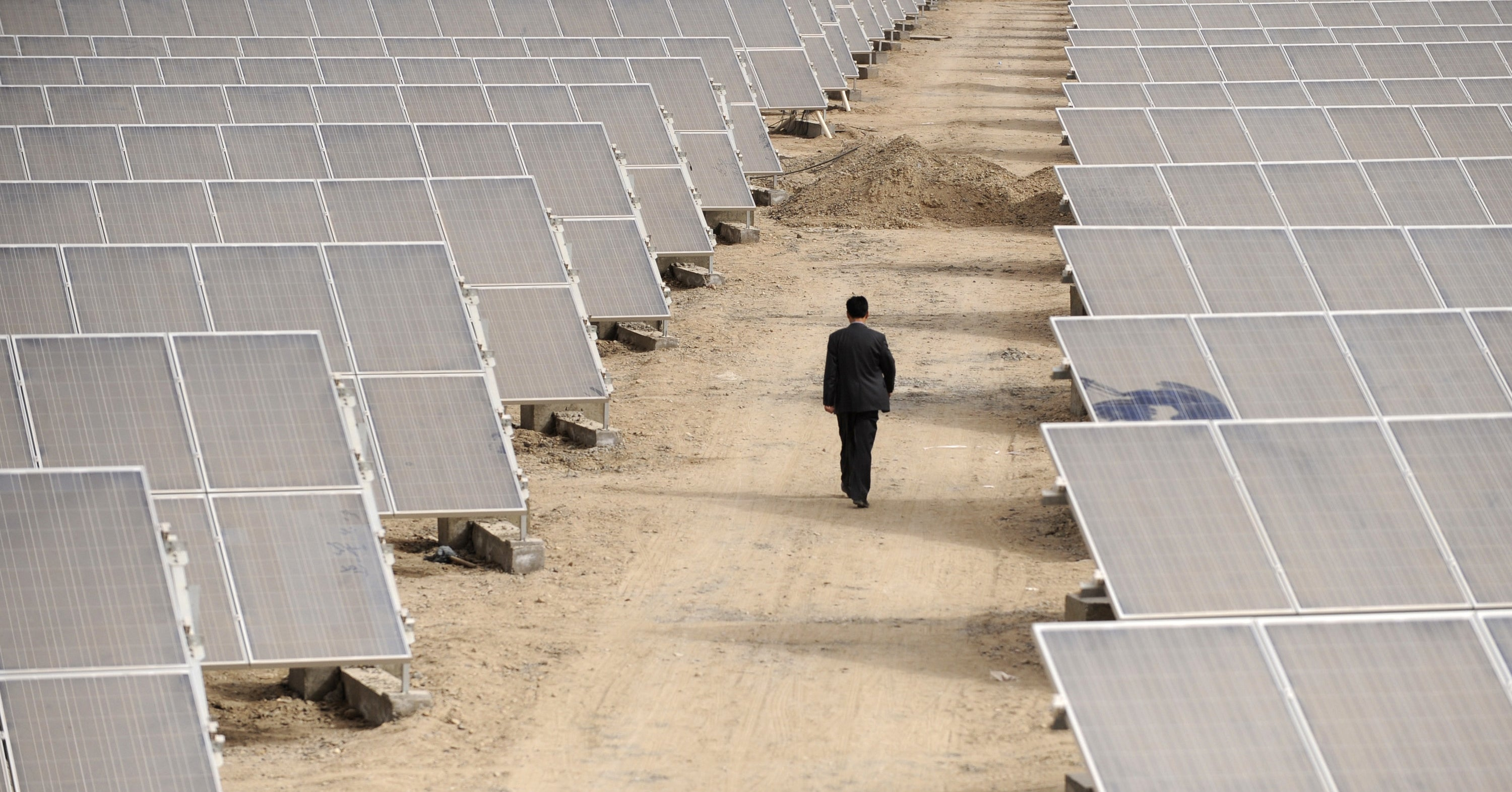 US Solar Companies Rely On Materials From Xinjiang, Where Forced Labor Is Rampant