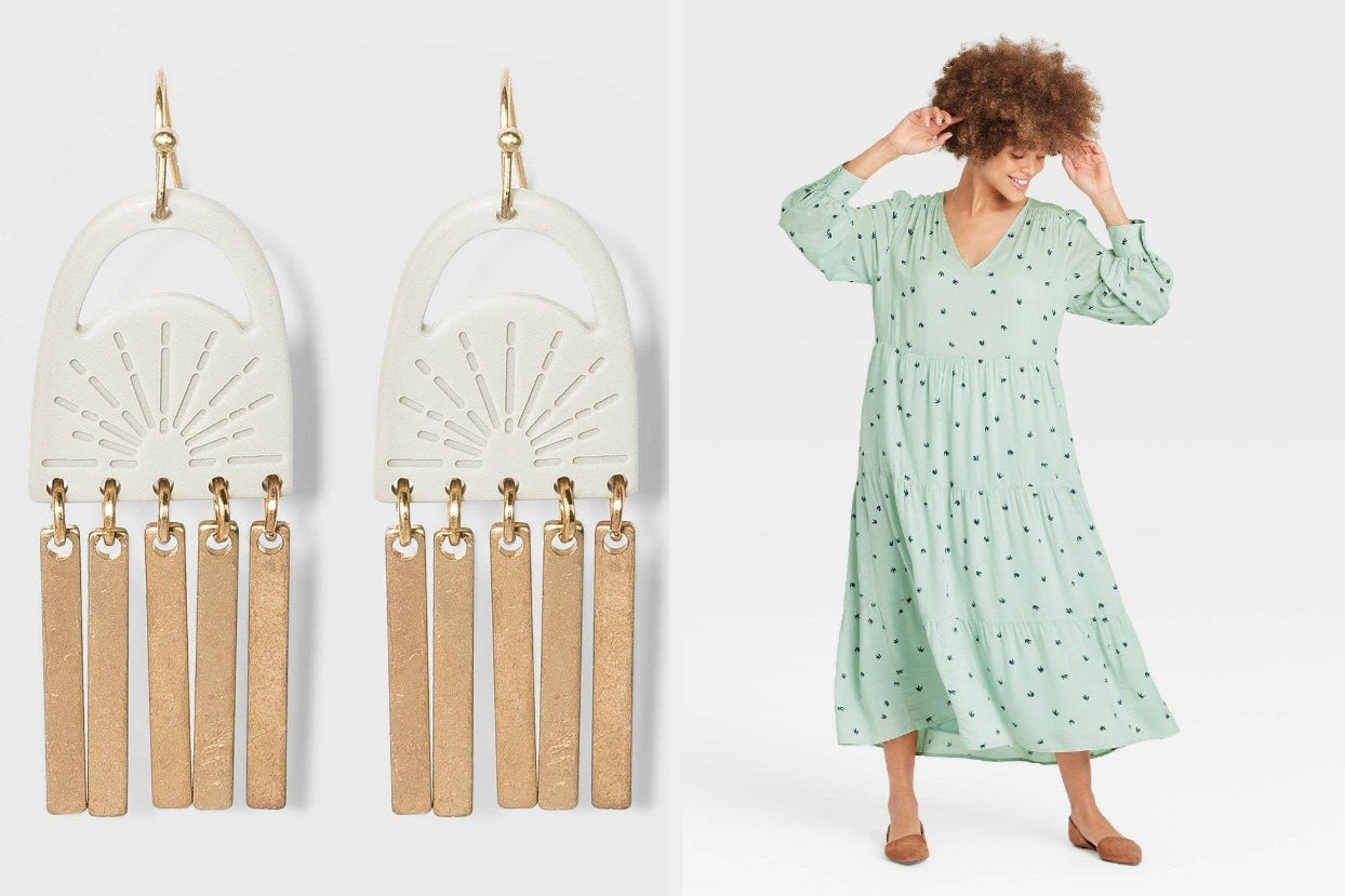 31 Pieces Of Clothing And Accessories From Target So Gorgeous, You Just Might Wear Them All Winter Long