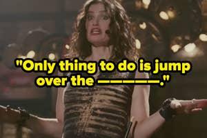 Idina Menzel as Maureen Johnson in the movie