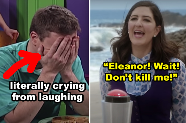 32 TV Scenes That Are So Funny, I Promise They'll Make You Laugh