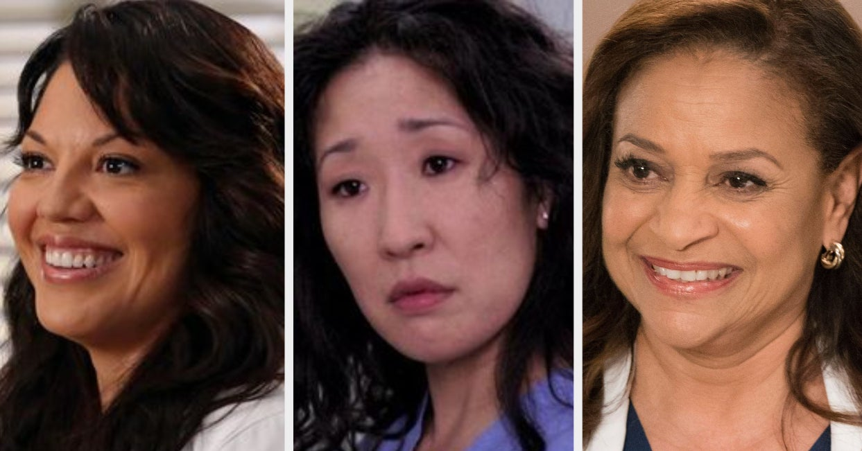 """Answer 6 Questions And We'll Reveal Which Badass """"Grey's Anatomy"""" Woman You're Most Like"""