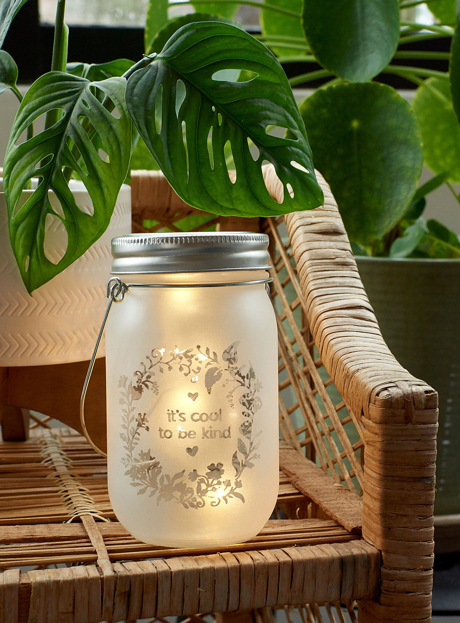 the jar that says it's cool to be kind