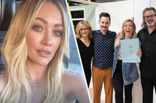 """Image of article 'The Cast Of """"Lizzie McGuire"""" Spoke Out About Disney's """"Ridiculous"""" Decision To Cancel The Reboot And It's Pretty Shady'"""