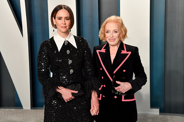 Sarah Paulson Posted A Series Of Adorable Photos And Captions For Holland Taylor's 78th Birthday And It's Making Fans Emotional
