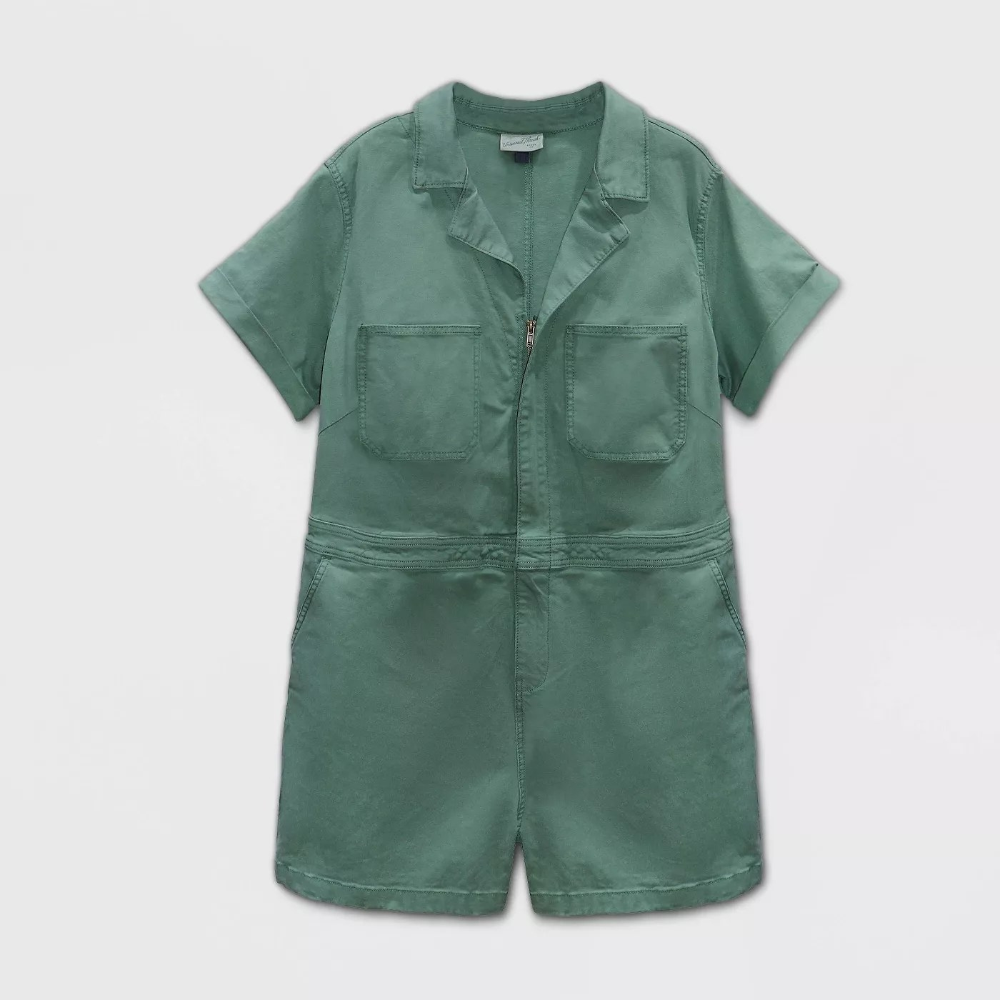 picture of green romper