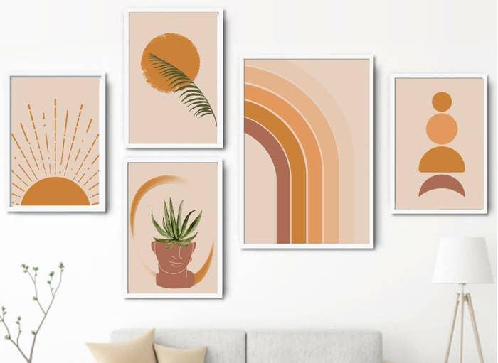 art print set