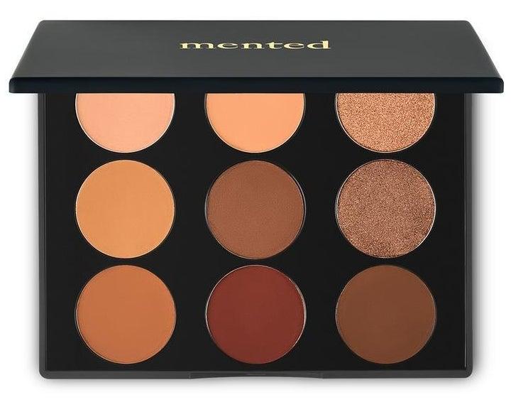 9-shade eyeshadow palette