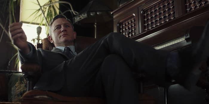 "Daniel Craig as Benoit Blanc in ""Knives Out"""