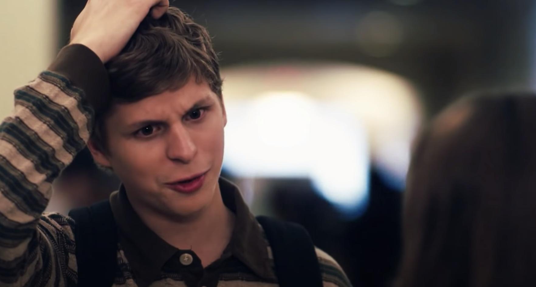 "Michael Cera as Evan in ""Superbad"""