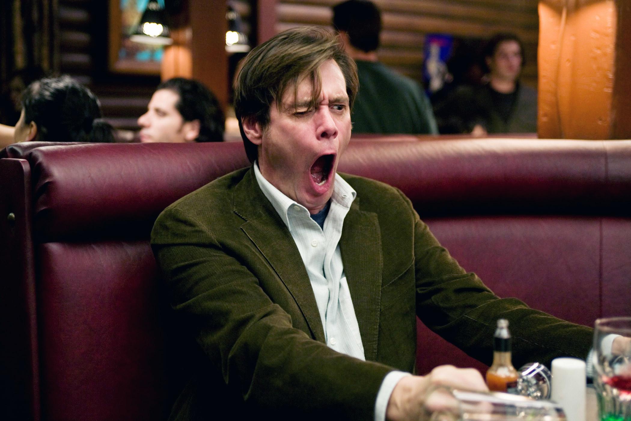 "Jim Carrey as Carl in ""Yes Man"""