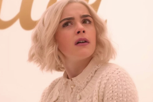 """16 """"Chilling Adventures Of Sabrina"""" Questions That Will Haunt Me Forever"""