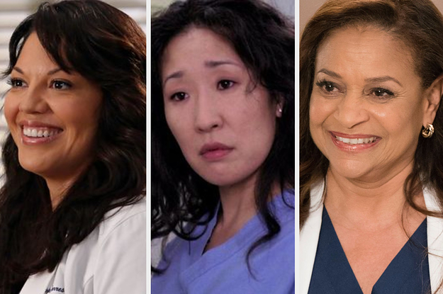 """Which Badass """"Grey's Anatomy"""" Character Are You Most Like?"""