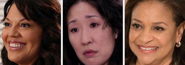 Callie Torres, Cristina Yang, or Catherine Avery