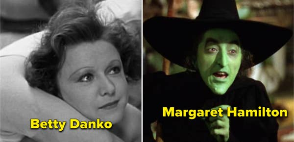 Betty Danko dan Margaret Hamilton