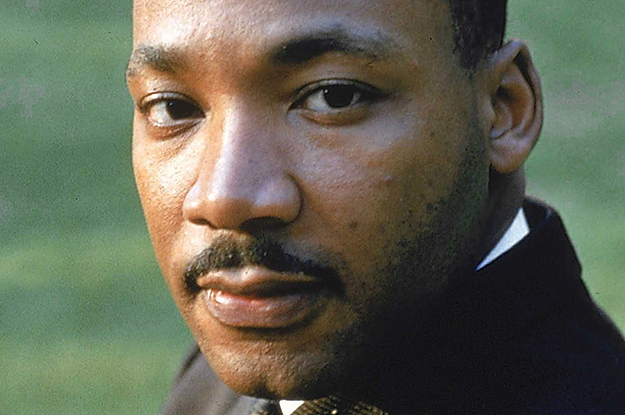 23 Incredible Full-Color Pictures Of Martin Luther King Jr.